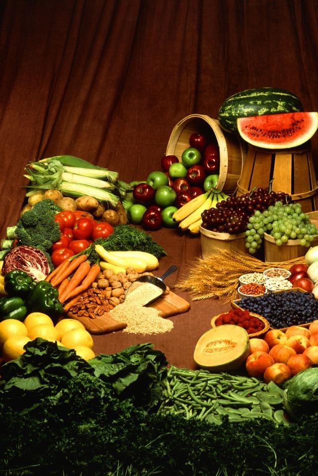 veg and fruit
