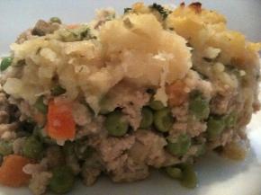 Comfort Food: Shepherd's Pie