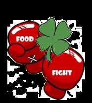 Food Fight - St Patricks