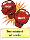 Food Fight tournament