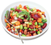 In what universe are beans and legumes possibly bad for you?